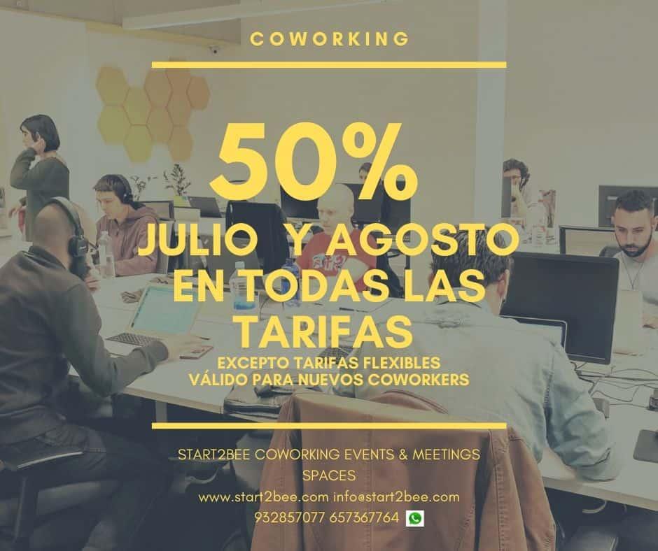 50% start2bee